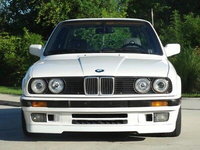 1990 BMW 3-Series 325is 1990 BMW E30 325is Manual *No Accidents - Clean FL Title*