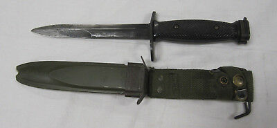US M8A1 Military Bayonet Knife with Sheath