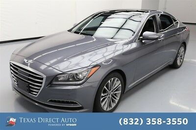 2015 Hyundai Genesis 3.8L Texas Direct Auto 2015 3.8L Used 3.8L V6 24V Automatic RWD Sedan Moonroof
