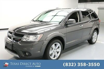 2014 Dodge Journey Limited Texas Direct Auto 2014 Limited Used 3.6L V6 24V Automatic AWD SUV Premium