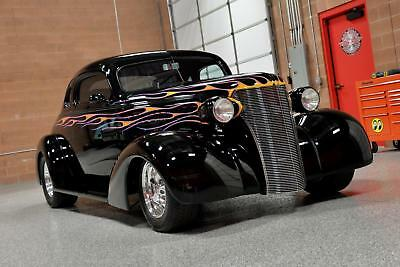 1938 Other Hot Rod 1938 CHEVROLET MASTER COUPE $140,000 Build! RAM-JET 502/502hp Leather AC LOADED!
