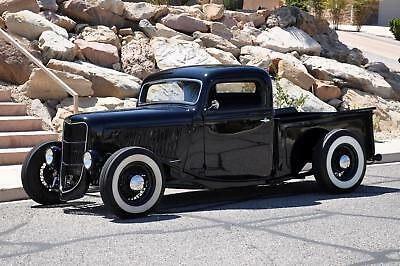 1936 Other Pickups Hot Rod 1936 FORD PICKUP All-Steel HIGH-END One-Off SHOW TRUCK NO EXPENSE $PARED!
