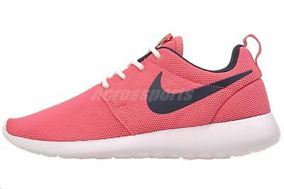 newest 31bc2 af88e Nike W Roshe One Running Womens Shoes Sea Coral Pink 844994-801