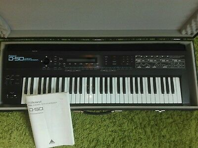 Roland D50 Linear Synthesizer
