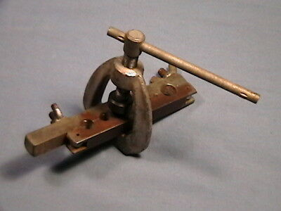 GOOD VINTAGE  Chicago Specialty MFG CO- Plumbing Pipe Flaring Tool MADE IN USA