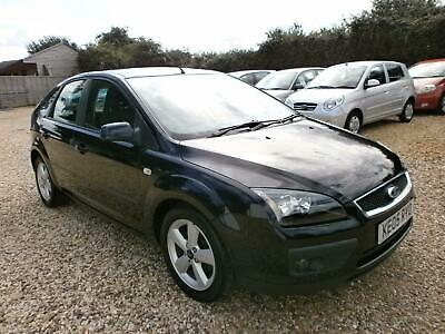 Ford Focus Zetec Climate 5dr 1.6 PETROL MANUAL 2005/05