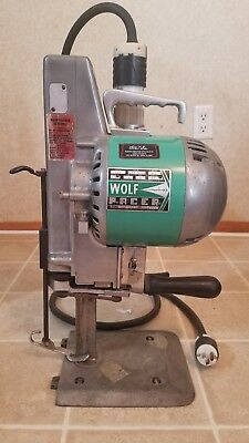 Wolf Pacer 100 Fabric and Foam Cutter 5in