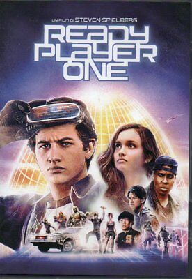 Dvd Ready Player One  (2018)