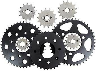 JT Sprockets JTR2010.43 Steel Rear Sprocket 43T 530