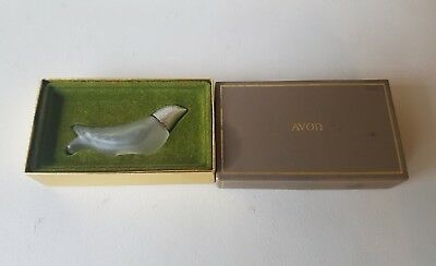 Avon Collectable Vintage Perfume Bottle in Original Box -Rapture Perfume, Sydney