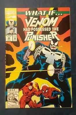 What If...? #44 Had Possessed The Punisher [1992,Marvel] Near Mint Copy!!
