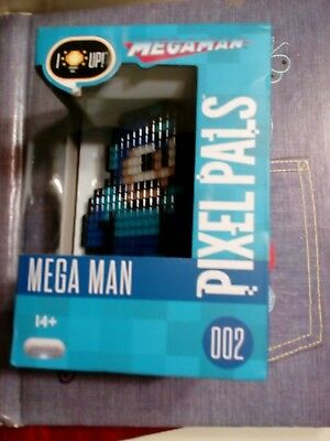 PDP Pixel Pal Mega Man New in the Box