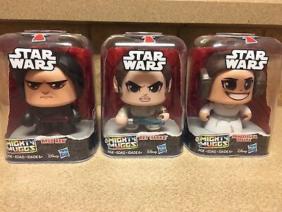 HOT NEW Star Wars Mighty Muggs Action Figures Wave 1 CHEWBACCA AUTHENTIC