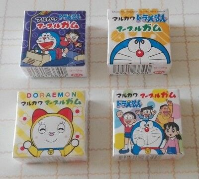 JAPANESE ANIME DORAEMON chewing GUM Cola Flavor 4P Made in Japan snack F/S