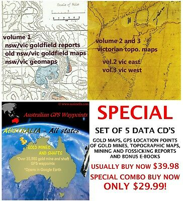 CD - VICTORIAN Goldfields - Vol 2 Central Area - 367