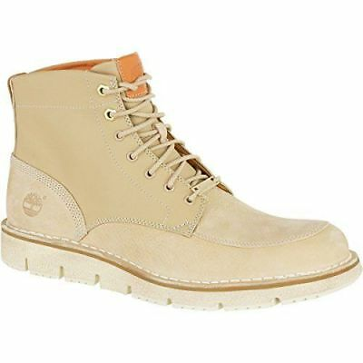 c2c578e2413 Neuf Timberland Westmore Bottes Homme Beige Clair Toile Hiver Basket  A1KCW270