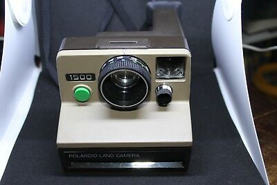 Polaroid 1500 Land Camera - Vintage collectable - Instant Shots