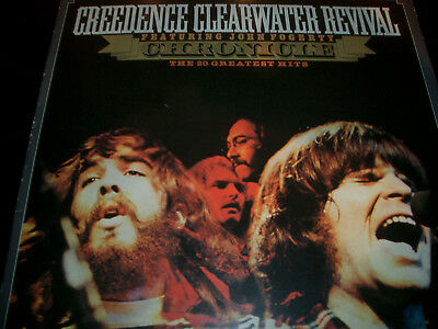 Creedence Clearwater Revival - Ccr    -    Chronicle    Fantasy 5532     Dolp