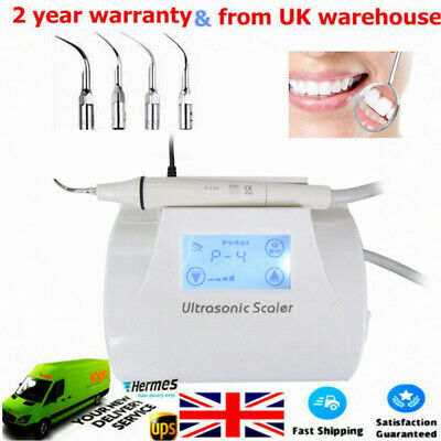 Dental LCD Touch Ultrasonic Scaler Scaling Handpiece Woodpecker Style 220V NEW