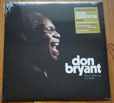 Don Bryant ‎– Don't Give Up on Love / Vinyl LP / Funk Soul 2017