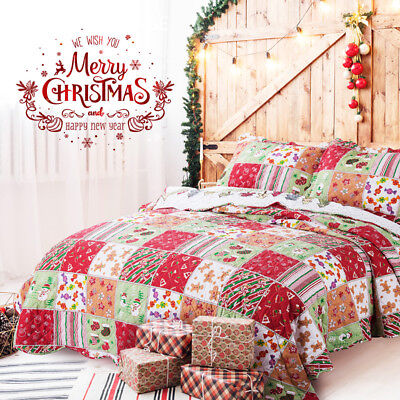 Christmas Quilt Set Better Homes And Gardens Grandmother S