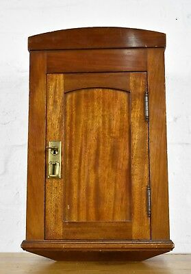 Antique vintage wall hangining cupboard - cabinet