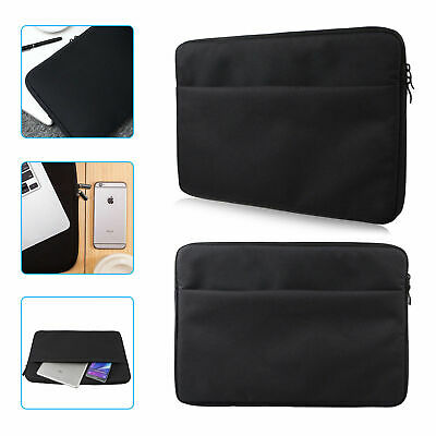"Soft Sleeve Case Bags Pouch Cover for 15""-15.6"" Inch HP Dell Lenovo Acer Laptops"