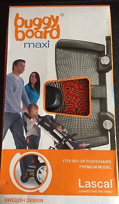 Lascal Buggyboard Maxi BOXED with INSTRUCTIONS