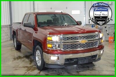 """2014 Chevrolet Silverado 1500 4WD Double Cab 143.5"""" LT w/1LT 2014 4WD Double Cab 143.5"""" LT w/1LT Used 5.3L V8 16V Automatic 4WD Pickup Truck"""