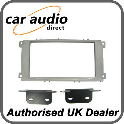 Connects2 CT23FD08 Double DIN Facia Plate Fitting Kit for Ford Focus / Mondeo
