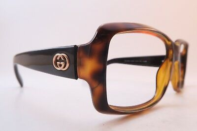 Vintage GUCCI eyeglasses frames Mod GG 3506/S ISAHA Size 57-16 125 made in Italy