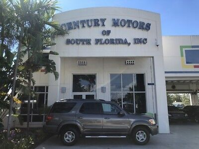 2006 Toyota Sequoia  Fog Lights Roof Rack Tow Package Trailer Hitch Run Boards