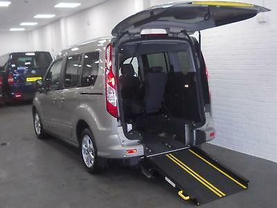 Ford Tourneo Connect 1.5TDCi Titanium WHEELCHAIR ACCESSIBLE VEHICLE
