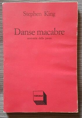 Danse Macabre Stephen King 1991 Theoria Introvabile!!!