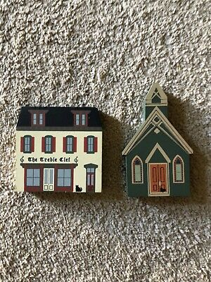Cats Meow Village Collectibles 1991 Series IX