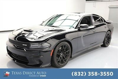 2017 Dodge Charger Daytona 392 Texas Direct Auto 2017 Daytona 392 Used 6.4L V8 16V Automatic RWD Sedan Premium