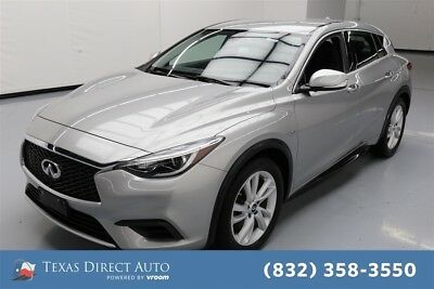 2017 Infiniti QX30 Base 4dr Crossover Texas Direct Auto 2017 Base 4dr Crossover Used Turbo 2L I4 16V Automatic FWD SUV