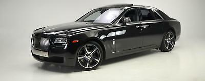 2014 Ghost V Specification 2014 Rolls-Royce Ghost V-Specification Package Infinity Black Stunning!