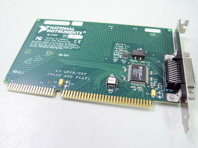 National Instruments Ni At-Gpib/tnt Card Gpib Interface 183663C-01