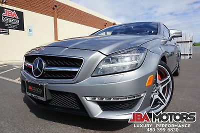 2012 Mercedes-Benz CLS63 CLS63 AMG Bi-Turbo V8 ~ P30 Performance Pkg CLS 63 12 CLS63 AMG CLS Class 63 CLS 63 1 Owner Car like 2011 2013 2014 2015 E63 CLS550