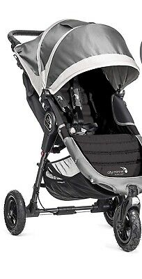 baby jogger city mini GT Stone With Matching Foot Muff