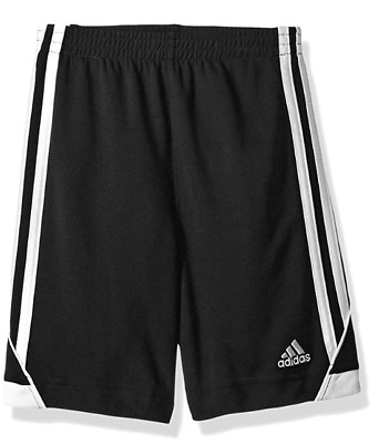 New Adidas Boys' Youth Performance Athletic Shorts- VARIETY
