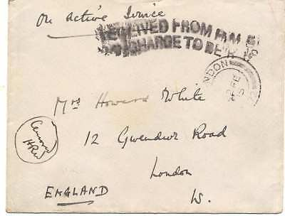 Cover Royal Navy battleship HMS Irresistible sunk Dardanelles Gallipoli 1915 WW1
