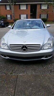 2007 Mercedes-Benz CLS-Class CLS550 2007 Mercedes Benz CLS 550 4 Door