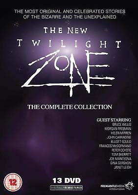 The New Twilight Zone The Complete Season Series 1, 2 & 3 DVD Box Set R4 New