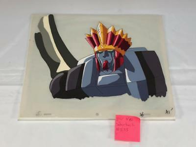 TRANSFORMERS JAPANESE BEAST WARS NEO SABERBACK ANIMATION ART CELL cel LOT 233