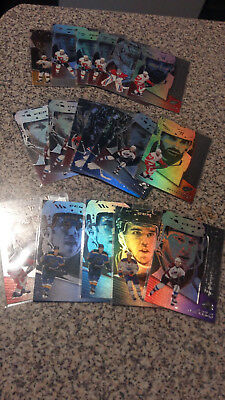 2017-18 Tim Hortons Upper Deck NHL Hockey - PP - Platinum Profiles - U Pick !