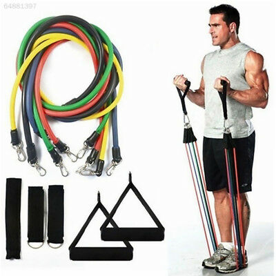 Set Portable Elastic Training Pull Rope Sports Yoga Fitness Resistance Bands Por