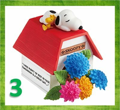 Re-Ment charles brown Miniature PEANUTS SNOOPY/'S Green Days rement  No.03