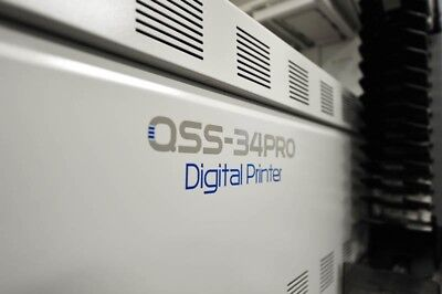 Noritsu QSS PRO 34 Digital Printer